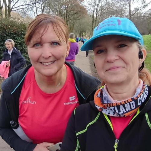New Years Day Double Parkrun