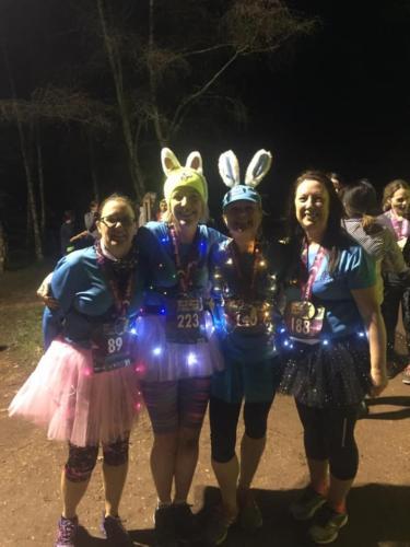 Run for Fun - January Dark Moors