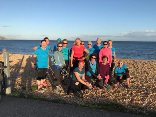 Wednesday Club run April