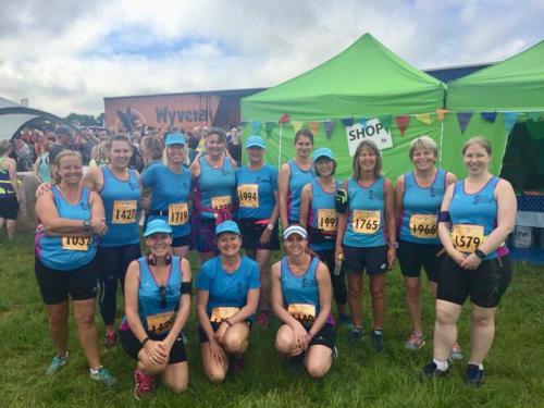 Dorset Sole Sisters casterbridge Half Marathon 2018