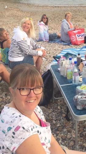 Summer Social Weymouth Beach