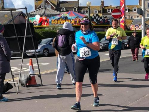 Weymouth Bay half